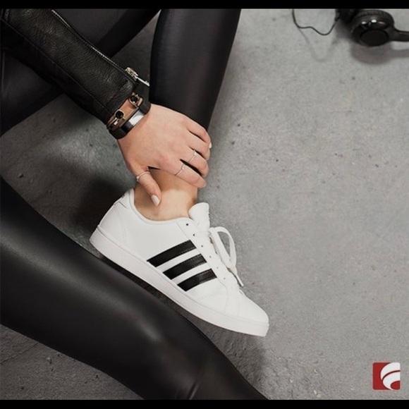 Brand New Adidas Neo White Sneakers